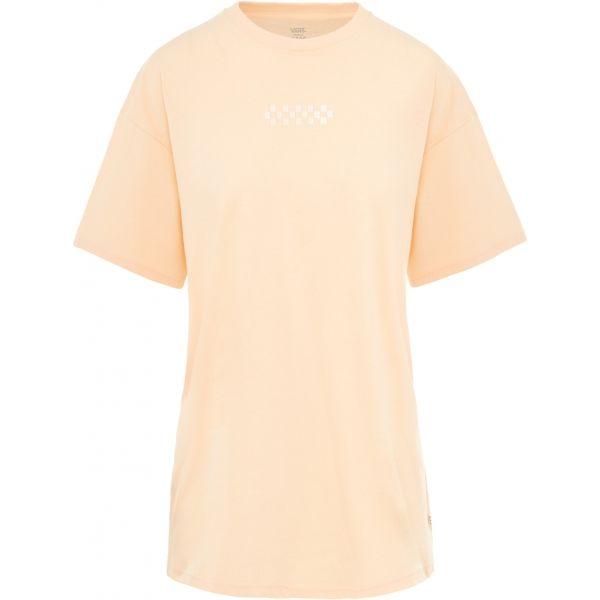 7f015ffcdd9 Vans WM OVERTIME OUT BLEACHED APR - Dámské tričko
