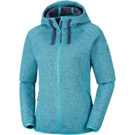 0cce4c9c020 Columbia PACIFIC POINT FULL ZIP HOODIE - Dámská mikina