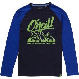 O'Neill LB OCEANSIDE L/SLV T-SHIRT - Dětské tričko s dlouhým rukávem