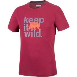 Columbia MILLER VALLEY SHORT SLEEVE TEE - Pánské tričko