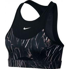 Nike SWOOSH FEATHER CURVE BRA - Dámská sportovní podprsenka