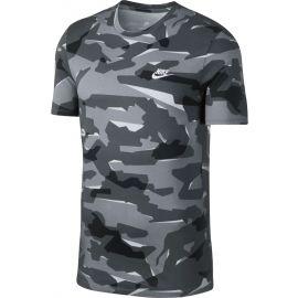 Nike M NSW TEE CAMO PACK - Pánské tričko