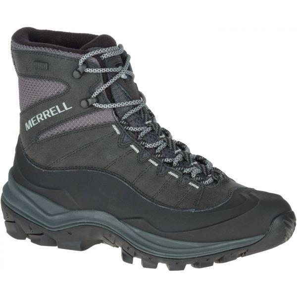 Merrell THERMO CHILL 6 SHELL WP - Pánské zimní boty