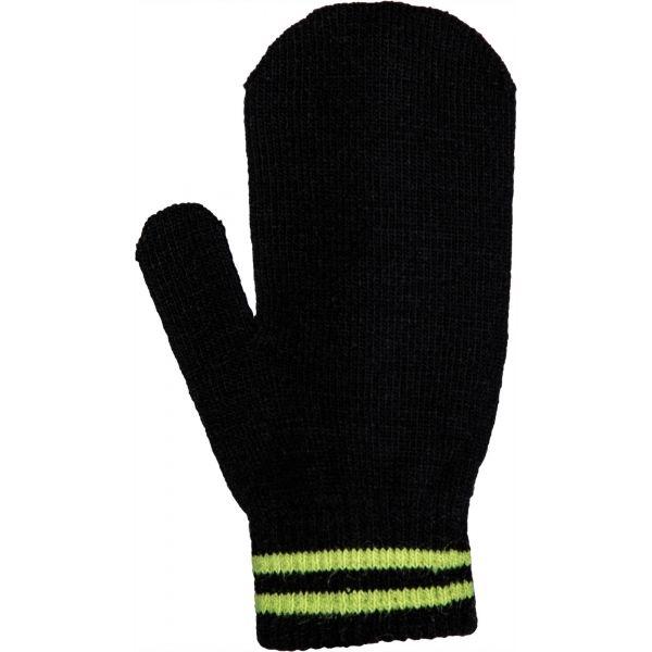 Lewro NDIDI - Dětské pletené rukavice caf60ef503