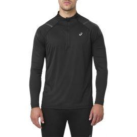 Asics ICON LS 1/2 ZIP - Pánské sportovní triko