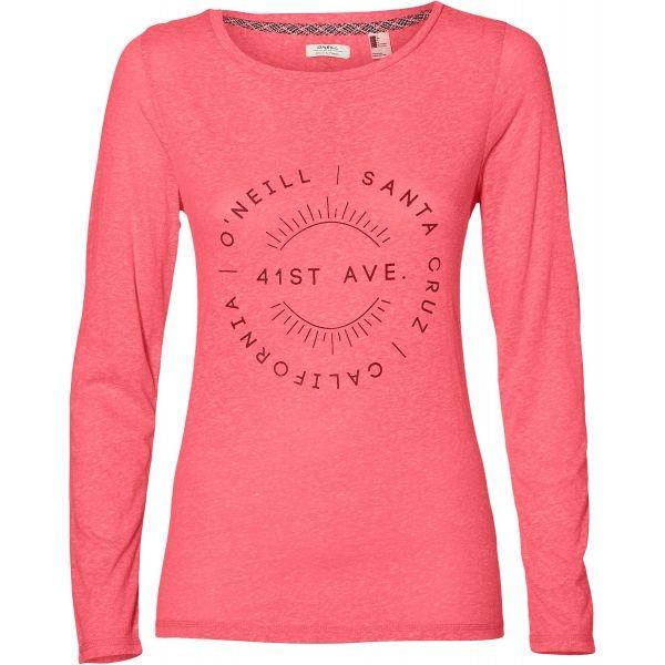 O'Neill LW FREEDOM LONG SLEEVE T-SHIRT - Dámské tričko
