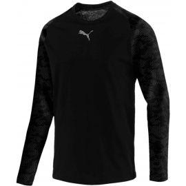 Puma MODERN SPORTS LS TEE - Pánské tričko