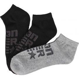 Converse MEN'S MESH LOGO - Pánské ponožky