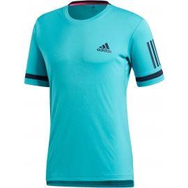 adidas CLUB 3STR TEE - Pánské triko