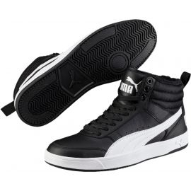 Puma REBOUND STREET V2 FUR - Pánské kotníkové boty
