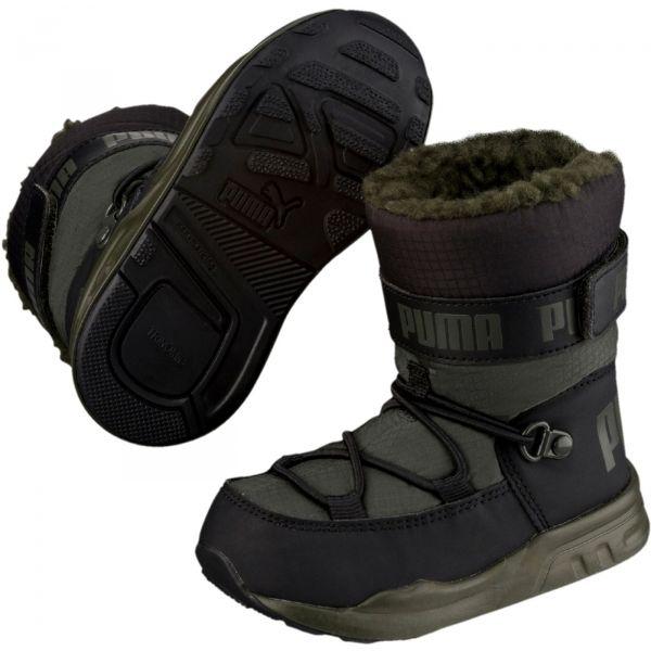 Puma KIDS TRINOMIC BOOT PS - Dětská zimní obuv