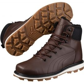 Puma DESIERTO FUN L - Pánská zimní obuv