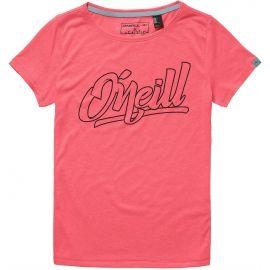 O'Neill LG IN THE MOMENT S/SLV T-SHIRT - Dívčí triko