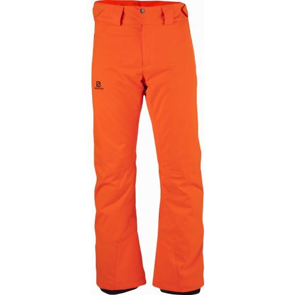 Salomon STORMRACE PANT M - Pánské lyžařské kalhoty f46cea7f99