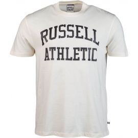 Russell Athletic S/S CREW NECK  TEE WITH LOGO PRINT