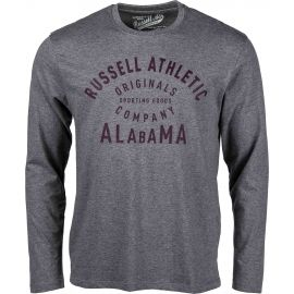 Russell Athletic PÁNSKÉ TRIKO DLOUHÝ RUKÁV - Pánské tričko