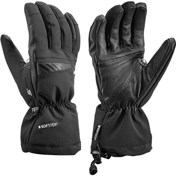 aa1d22f3dc Leki SCERO S TRIGGERS - Sjezdové rukavice