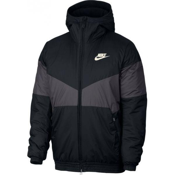 Nike NSW SYN FILL JKT HD - Pánská zateplená bunda