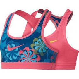Nike NP BRA CLASSIC REV AOP1 G - Dětská sportovní podprsenka