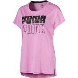 Puma MODERN SPORT GRAPHIC TEE - Dámské sportovní triko