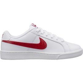 Nike COURT ROYALE SHOE - Dámské vycházkové boty