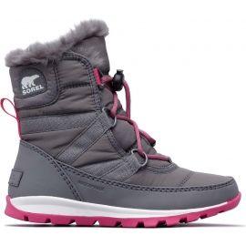 Sorel YOUTH WHITNEY  SHORT - Dětská zimní obuv