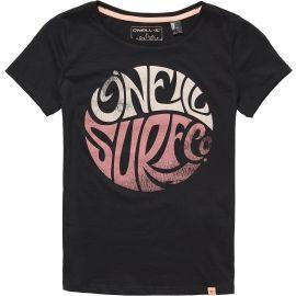 O'Neill LG EXPLORE LIFE S/SLV T-SHIRT - Dívčí tričko