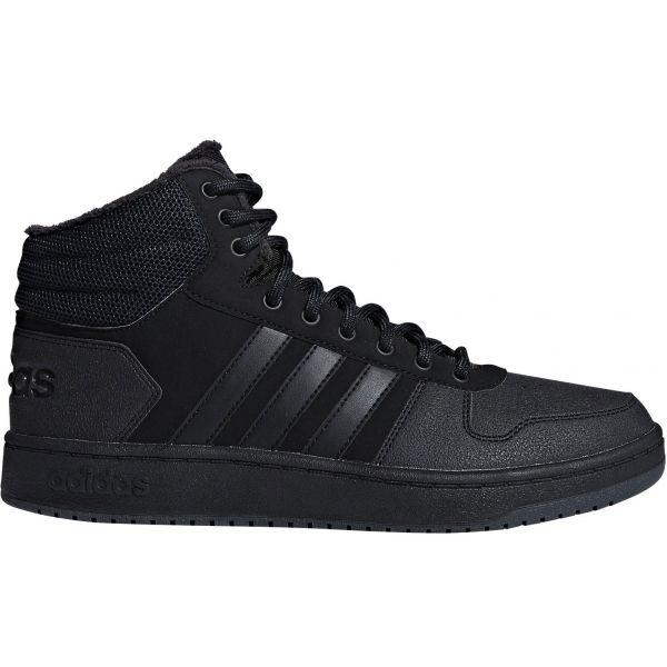 adidas HOOPS 2.0 MID - Pánské volnočasové boty