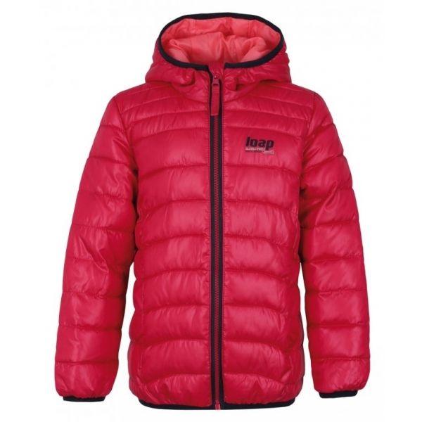 Loap IRENUS - Dětská zimní bunda 3b7b30c6a0e
