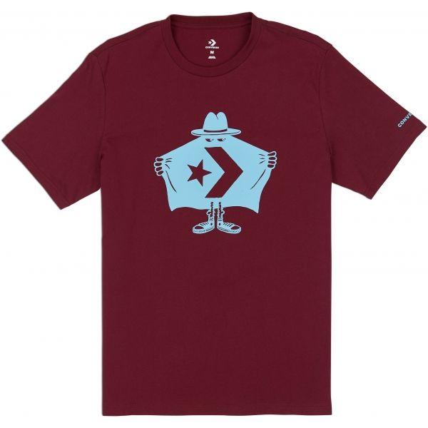 Converse BURGLAR TEE - Pánské triko