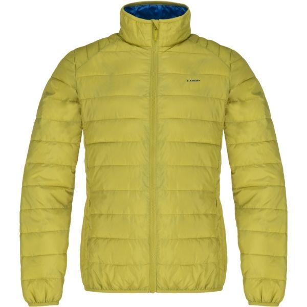Loap IREMO - Pánská zimní bunda 772650a5c98