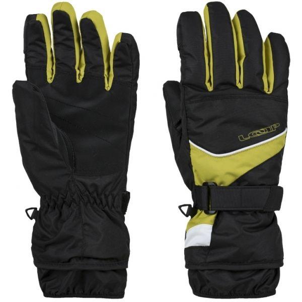 Loap RODON - Pánské zimní rukavice