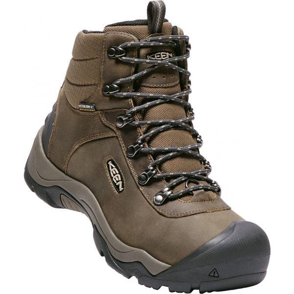 Keen REVEL III M GREA - Pánská zimní obuv