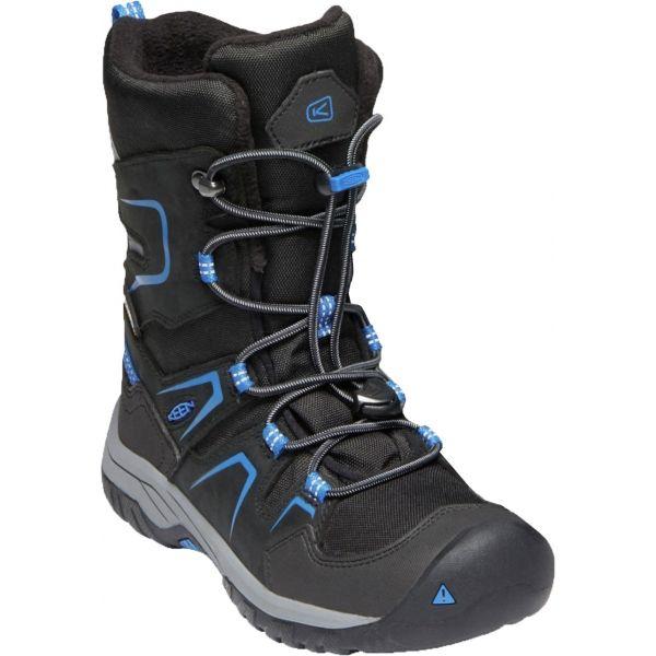 Keen LEVO WINTER WP Y - Zimní boty pro děti 8b3eb25f42e