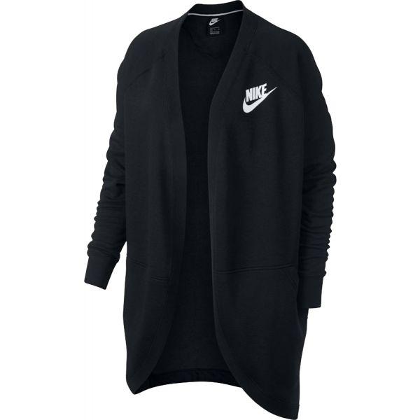 Nike NSW RALLY CARDIGAN RIB - Dámský kardigan