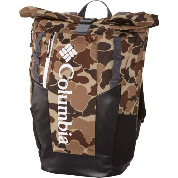 Columbia CONVEY 25L ROLLTOP DAYPACK - Studentský batoh