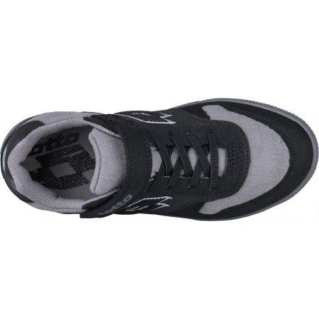 Dětská obuv pro volný čas - Lotto COACH T CVS CL S - 5