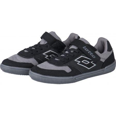 Dětská obuv pro volný čas - Lotto COACH T CVS CL S - 2