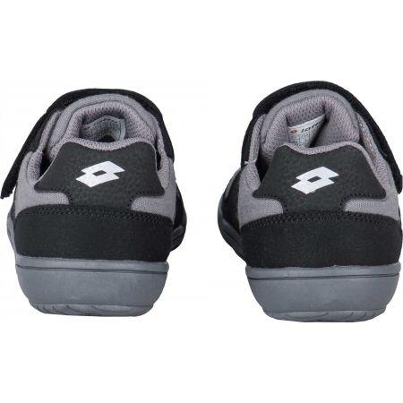 Dětská obuv pro volný čas - Lotto COACH T CVS CL S - 7