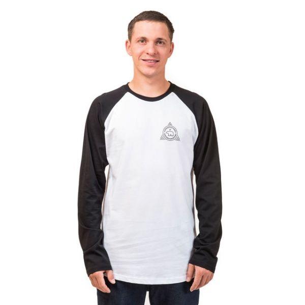 Horsefeathers GRIZZLY LS T-SHIRT - Pánské tričko