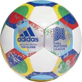 adidas UEFA TOP GLIDER - Fotbalový míč