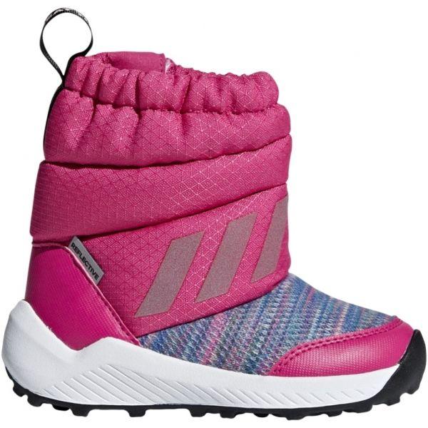 5b8ab0624686 adidas RAPIDASNOW BTW I - Dětské zimní boty
