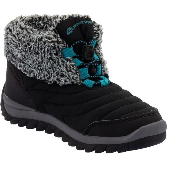 ALPINE PRO SOUNDO - Dětské zimní boty