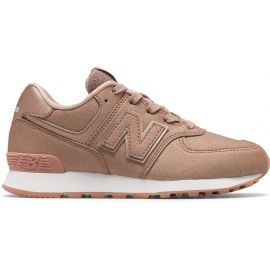 New Balance GC574KA - Dívčí volnočasová obuv