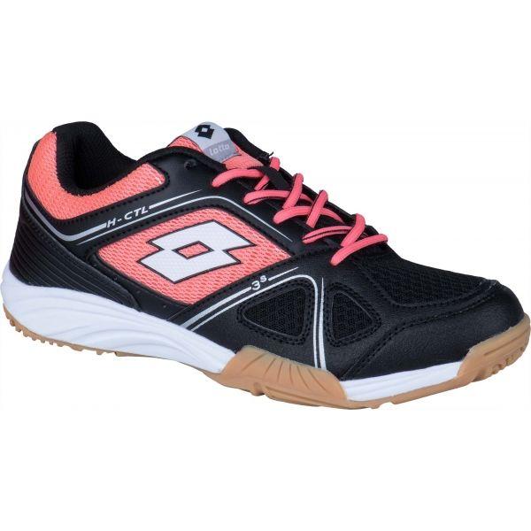 7e15c4fd6668d Lotto JUMPER 400 II W - Dámská sálová obuv