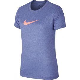 Nike LEGEND SS TOP YTH - Dívčí sportovní triko