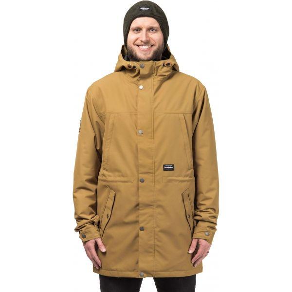 Horsefeathers PORKER JACKET - Pánská zimní bunda