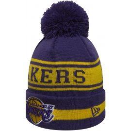 New Era NBA LOS ANGELES LAKERS - Pánská zimní čepice