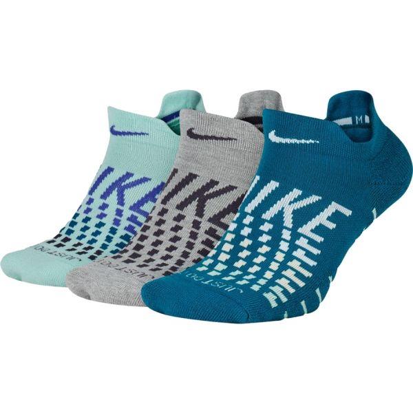 Nike EVERYDAY MAX CUSH LOW 3PR-GFX - Dámské ponožky