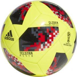adidas FIFA WORLD CUP KNOCKOUT GLIDER - Fotbalový míč